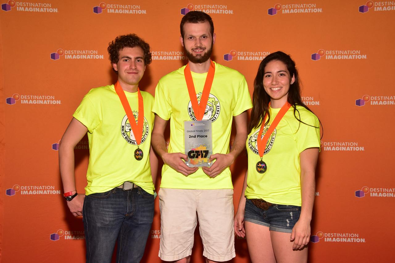 130-60074- MCPHS University- New Hampshire- Challenge: Scientific- Second Place-
