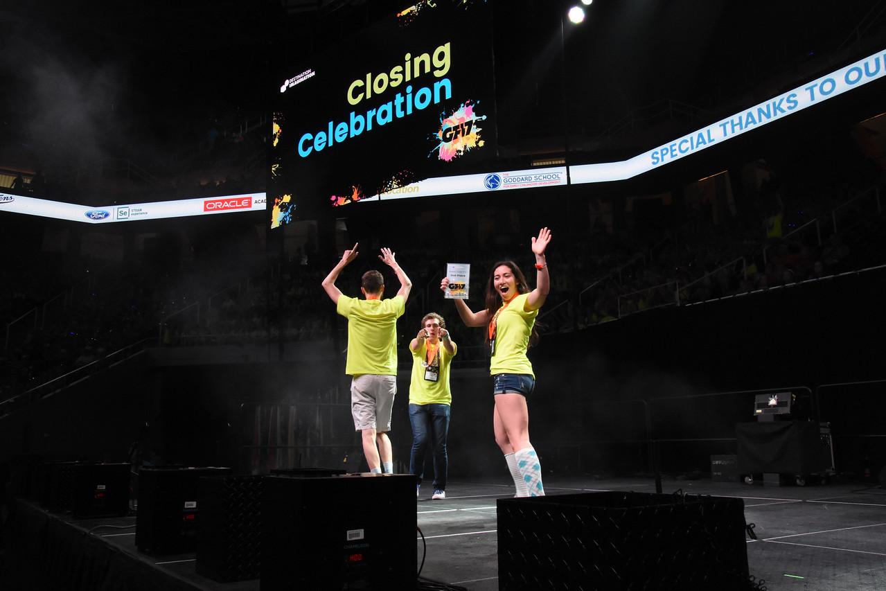 Closing Celebration