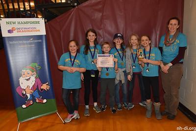 1st Place, Chesterfield SchoolMad MustachesChesterfieldShow & Tech, Technical Challenge