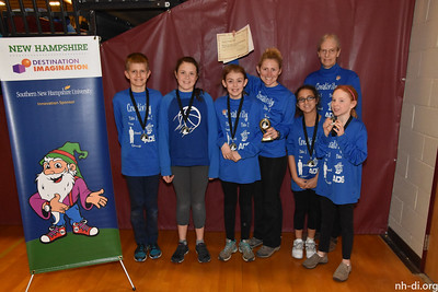 DaVinci Award,Project Promise Afterschool ProgramGnome ADSNew Hampton3-Peat, Improvisational Challenge