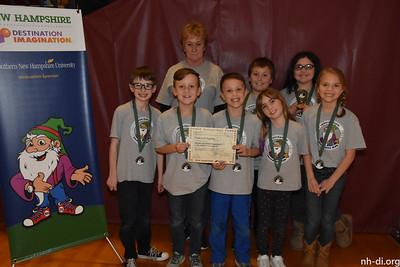 Renaissance Award, Highbridge Hill ElementaryNew IpswichIn It Together, Engineering Challenge