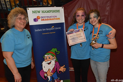 2nd Place, Mascoma Valley Regional HSCanaanReady, Willing & Fable, Service Learning Challenge