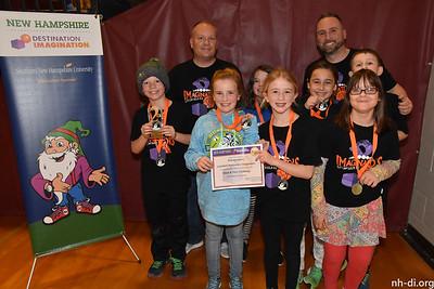 2nd Place, Litchfield Destination ImaginationD'ImaginatorsLitchfieldShow & Tech, Technical Challenge