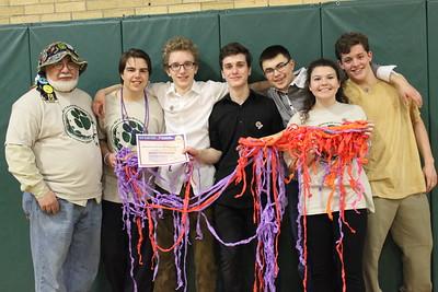 Awards: Swanzey Regional 2017