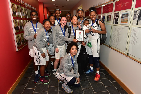AFS Girls' Team Wins FSL title