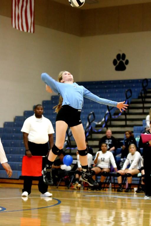 Volleyball - Nordonia v. Twinsburg