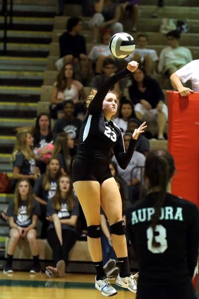 Volleyball - Tallmadge @ Aurora