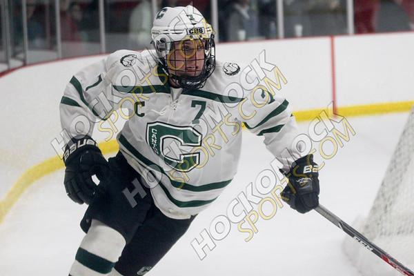 Canton-North Attleboro Hockey - 01-25-17