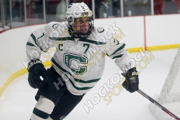Canton-North Attleboro Hockey - 01-25-17