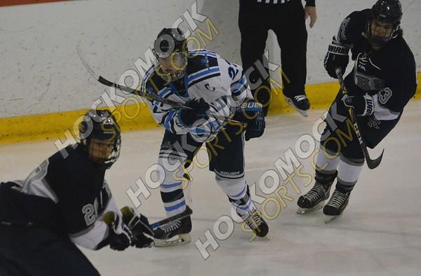 Franklin - Framingham Hockey MIAA Playoffs 3-5-17