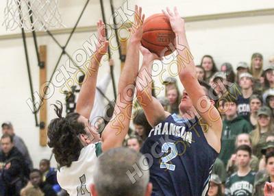 Franklin-Mansfield Boys Basketball - 01-13-17