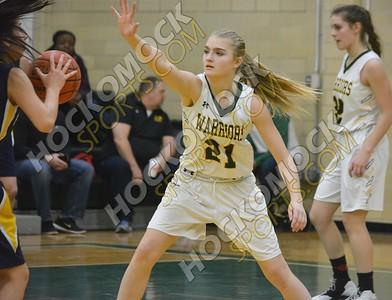 King Philip - Fontbonne Academy Girls Basketball 2-8-17