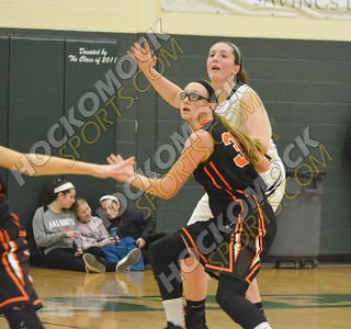Mansfield - Oliver Ames Girls Basketball 1-20-17