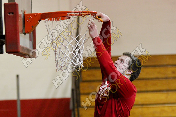 North Attleboro-Milford Boys Basketball - 02-19-17
