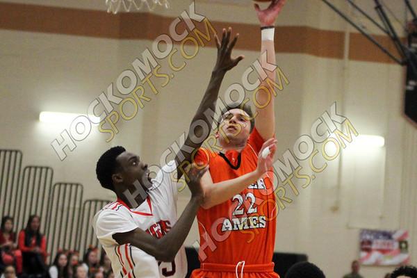 Oliver Ames-Taunton Boys Basketball - 02-14-17