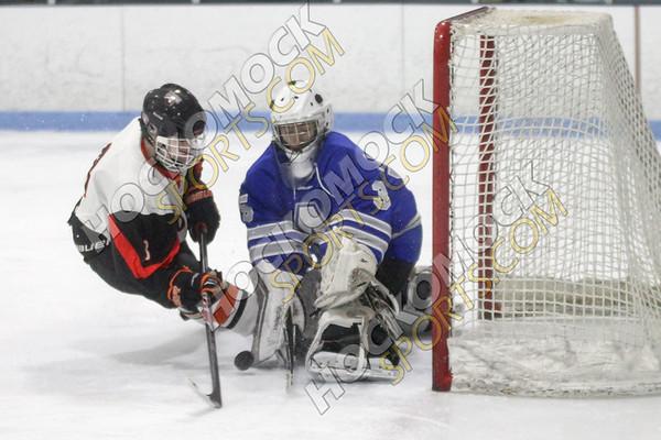 Stoughton-Attleboro hockey - 02-11-17