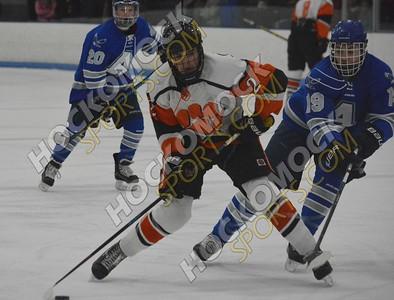 Taunton - Attleboro Hockey 1-28-17