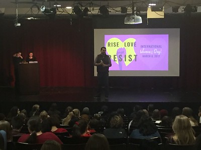 Womens Day Assembly 2