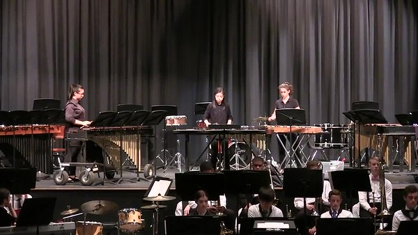Woodson Percussion Ensemble