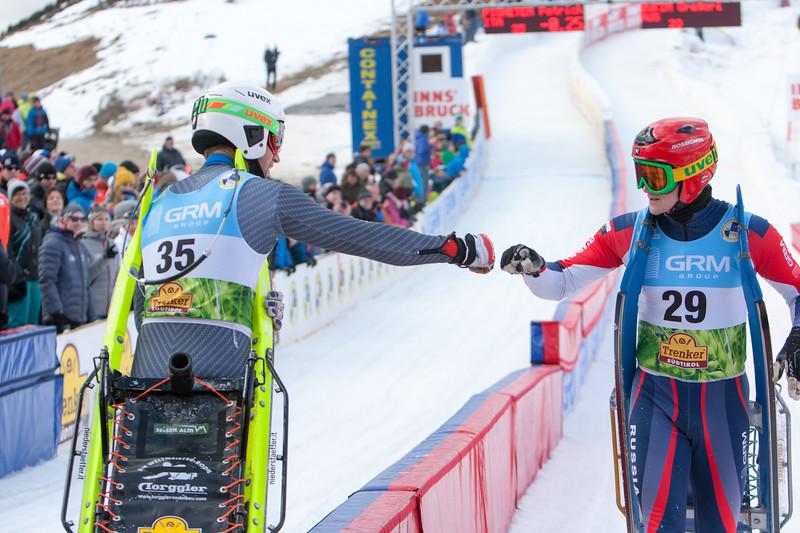 Patrick Pigneter (ITA) & Gregori Bukin (RUS)