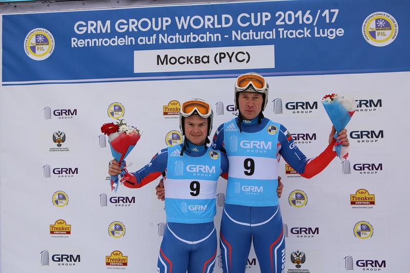 Ivan Lazarev/Pavel Porshnev (RUS)