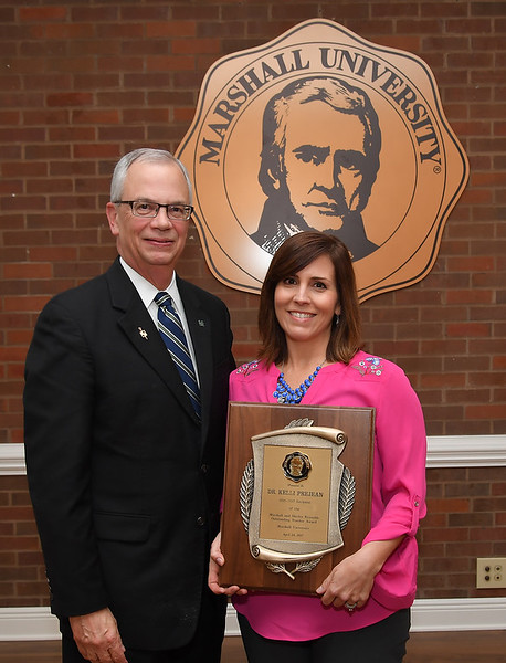 Dr. Kelli Prejean<br /> 2016-17 Reynolds Outstanding Teacher Award