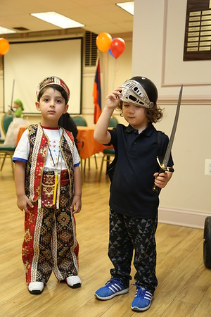 ACYOA Armenian Costume Party 2016