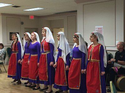 Ascension Day Celebration - Women's Guild 2016