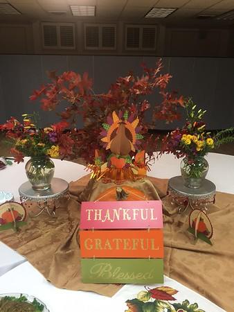 Avak Society Thanksgiving Luncheon 2016