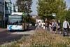 Extrabus der BOGG am Lehrertag 2016 bei der Stadthalle in Olten © Patrick Lüthy/IMAGOpress.com