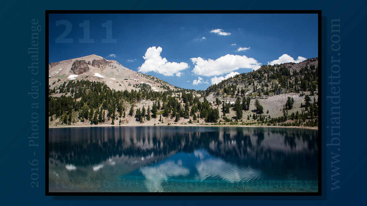 Day #211 - Lake Helen
