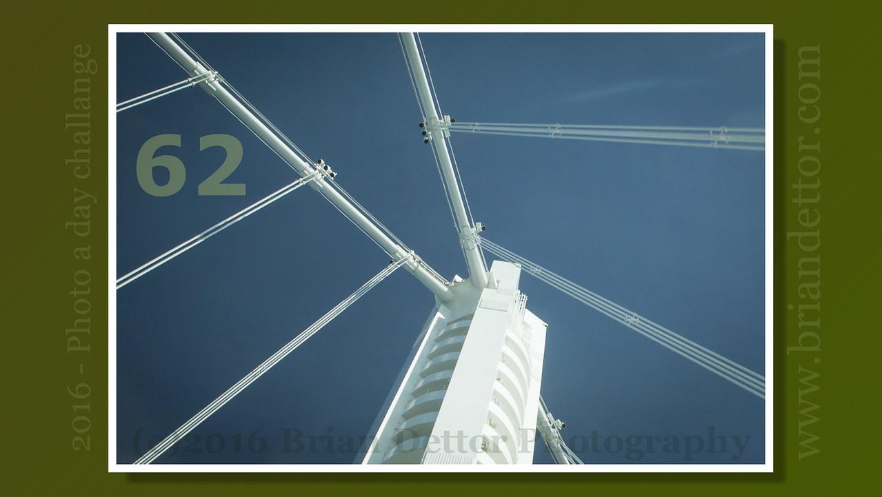 Day #62 - Bay Bridge Tower