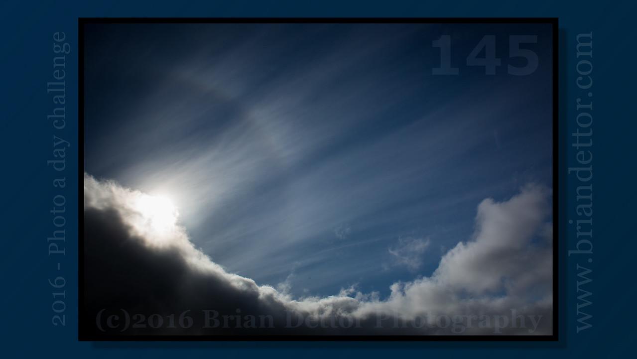 #145 - Sun Dog vs. Sun Rays