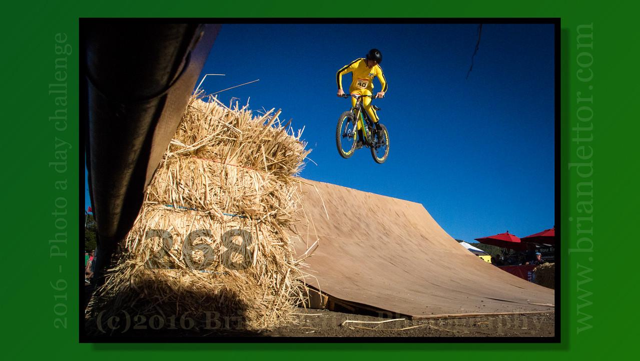 Day #268 - CLIF Bar CykelScramble