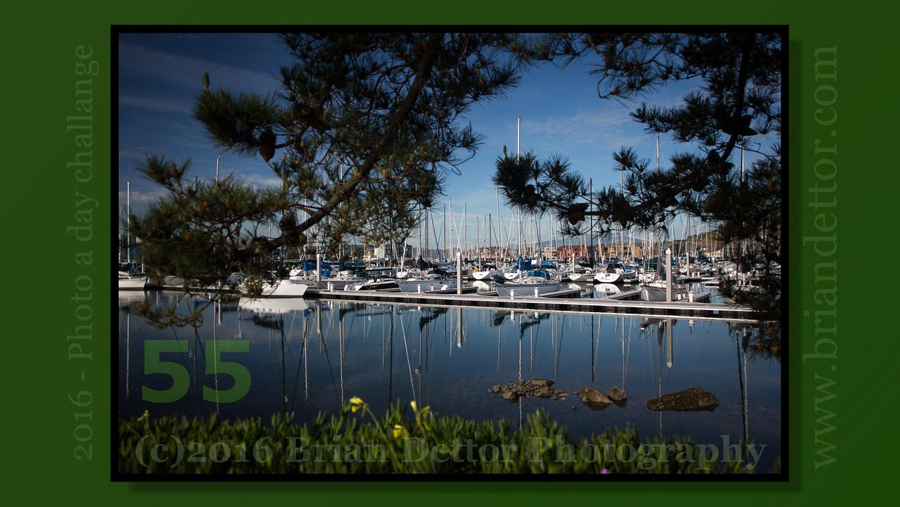 Day #55 - Richmond Yacht Club