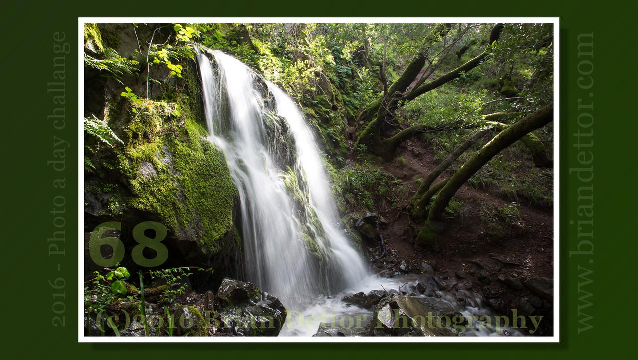 Day #68 - Rubicon Falls