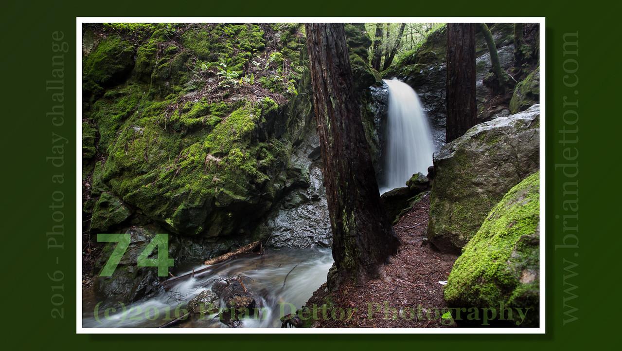 Day #74 - Cascade Falls