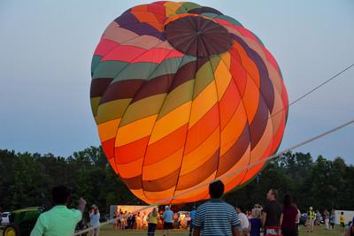 2016 WRAL Freedom Balloon Fest, Fuquay-Varina, 5-27-2016