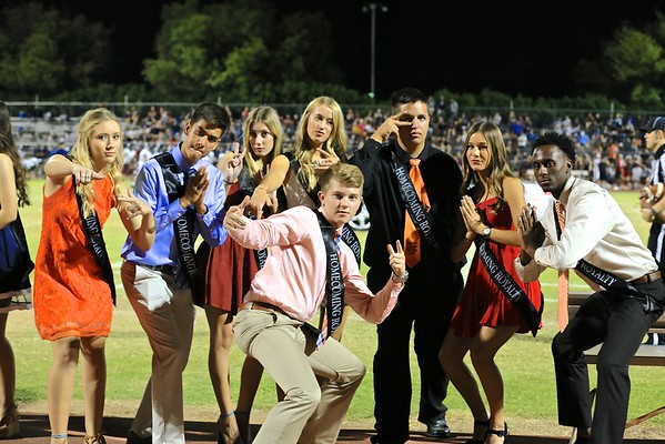 Homecoming Royalty
