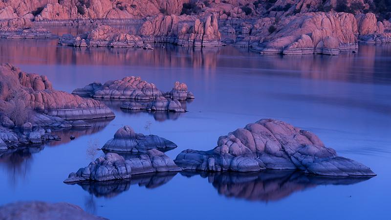 Watson Lake Prescott Arizona