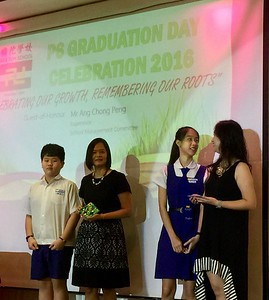 2016 P6 Graduation Ceremony Nov 18