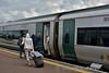 Passengers boarding the 1220 Cork - Heuston at Limerick Jct. Sat 11.06.16