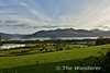 The view from Aghadoe over the Lakes of Killarney. Thurs 05.05.16