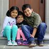 Aani, Diya, and Trini in DC