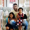 Nikil, Aani and Diya at Library of Congress