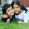 Diya and Aani in DC