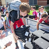 Argyle ISD students move in new Chromebook's