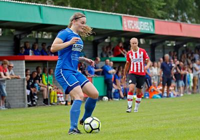 20160807 - Belgie - Zonhoven - Ladies Genk - PSV Vrouwen  - Sylke Calleeuw (Ladies Genk)