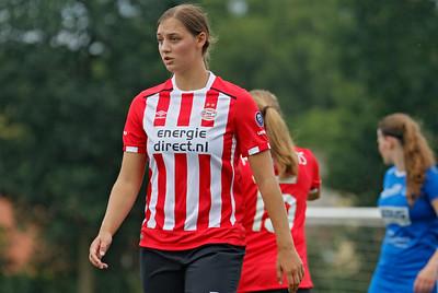 20160807 - Belgie - Zonhoven - Ladies Genk - PSV Vrouwen  - Aniek Nouwen (PSV Vrouwen)