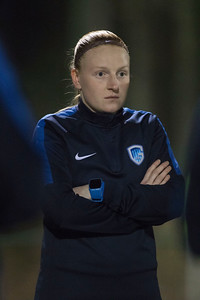 2017-02-02 - GENK - Training KRC Genk Ladies - Silke Leynen